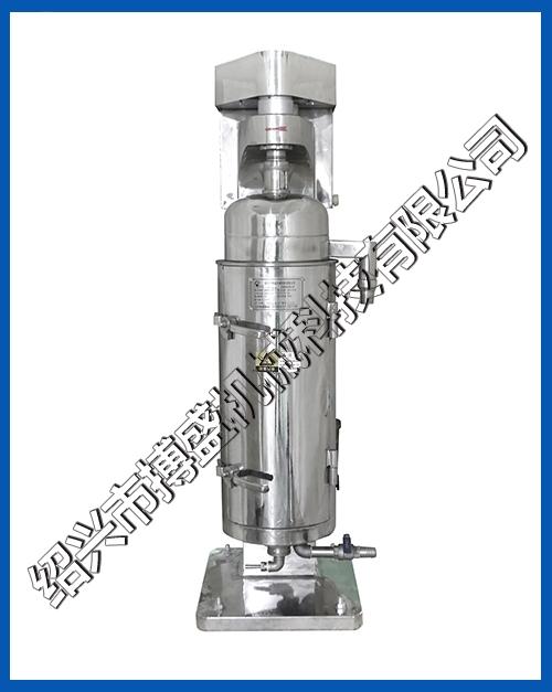 GQ142RS水性墨水分离型管式离心机