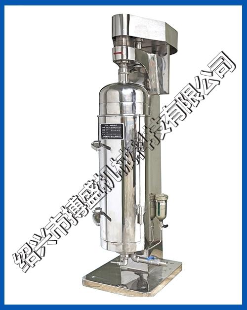 北京GQ105RS天然色素提取管式离心机