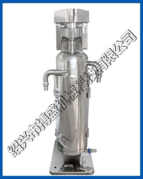 油水管式离心机